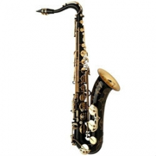 Yamaha YTS-875EXB Tenor Saxophone In Black With Mouthpiece & Case