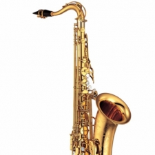 Yamaha YTS-875EXG Gold Plated Tenor Saxophone With Mouthpiece & Case