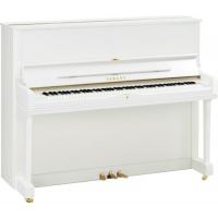Yamaha YUS1 TransAcoustic Upright Piano in White, Mahogany or Walnut