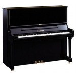 Yamaha YUS3 TransAcoustic Upright Piano in Polished Ebony