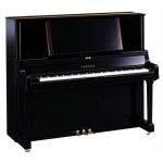 Yamaha YUS5 Upright Piano in Polished Ebony