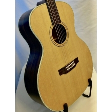 K. Yairi YBR2 Handmade Japanese Custom Baritone Acoustic Guitar in Natural