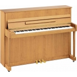 Yamaha B2 Upright Piano in Natural Beech Satin Finish (B2ENBS)