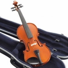Full-size Yamaha Braviol V3SKA Violin Outfit With Bow & Case