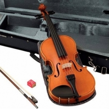 Full-size Yamaha Braviol V5SC Violin Outfit With Bow, Case & Rosin