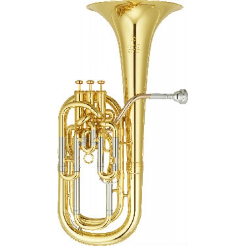 Yamaha YBH831 Neo-Series Baritone Horn With Case & Mouthpiece