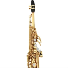 Yamaha YSS-82Z Custom Soprano Saxophone With Mouthpiece & Case