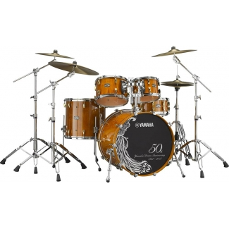 Yamaha Absolute Hybrid Maple 50th Anniversary Shell Pack