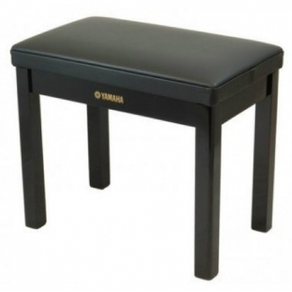 Yamaha GTB Polished Ebony Digital Piano Stool