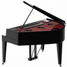 Yamaha N3X AvantGrand Piano in Polished Ebony
