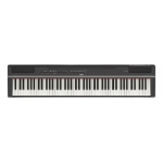 Yamaha P125 Digital Stage Piano, Black