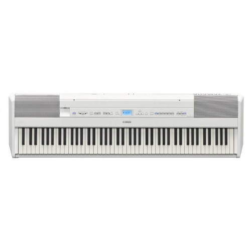 Yamaha P515 Portable Stage Piano in White (P515WH)
