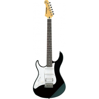 Yamaha Pacifica 112 JL Black, LEFTHANDED