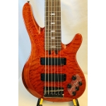 Yamaha TRB1006J 6-String Bass Guitar in Caramel Brown
