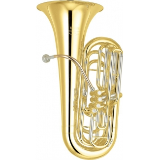 Yamaha YBB621 4 Valve Bb Tuba With Case & Mouthpiece