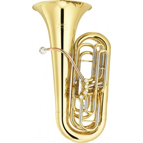 Yamaha YCB621 4 valve C Tuba in Lacquer with Case & Mouthpiece