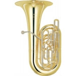 Yamaha YCB822 5 Valve C Tuba With Case & Mouthpiece