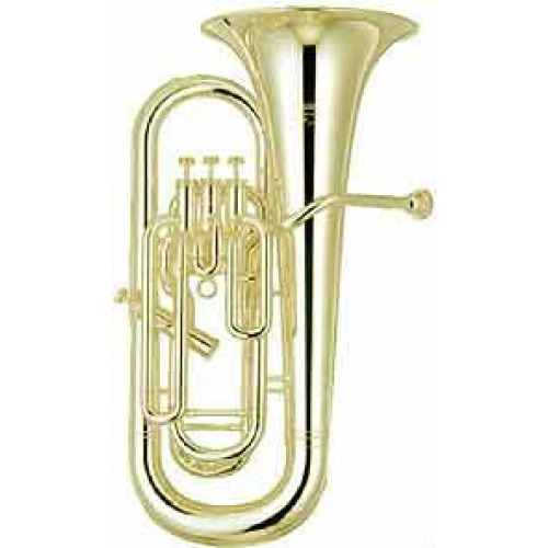 Yamaha YEP621 Bb Euphonium in Lacquer With Case & Mouthpiece