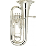Yamaha YEP321S Bb Euphonium in Silver Plate with Case & Mouthpiece