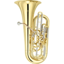 Yamaha YFB621 5 Valve F Tuba With Case & Mouthpiece