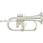 Yamaha YFH8315GS Custom Bb Flugel Horn With Case & Mouthpiece
