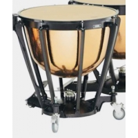 "Yamaha TP8327 27"" Symphonic Cambered Hammered Copper Timpani"