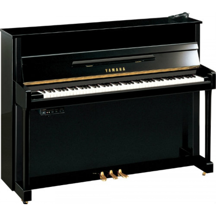 yamaha b2 sg2 silent upright piano at promenade music