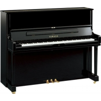 Yamaha YUS1 Upright Piano in Polished Ebony
