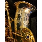 Yanagisawa A9932J Pete King Eb Alto Saxophone With Mouthpiece & Case