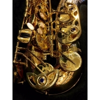 Yanagisawa A9932J Alto Sax With Mouthpiece & Case (AKA Pete King Model)