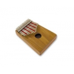 Percussion Plus PP500 Soprano / Treble Kalimba For African Music