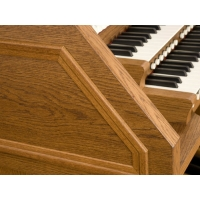 Viscount Envoy 35F Classical Organ With 32 Note Pedalboard & Bench