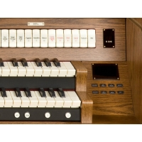 Viscount Envoy 35SV Classical Organ With 30 Note Pedalboard & Bench