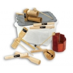 Percussion Plus PP1127 Sounds Wooden Pack