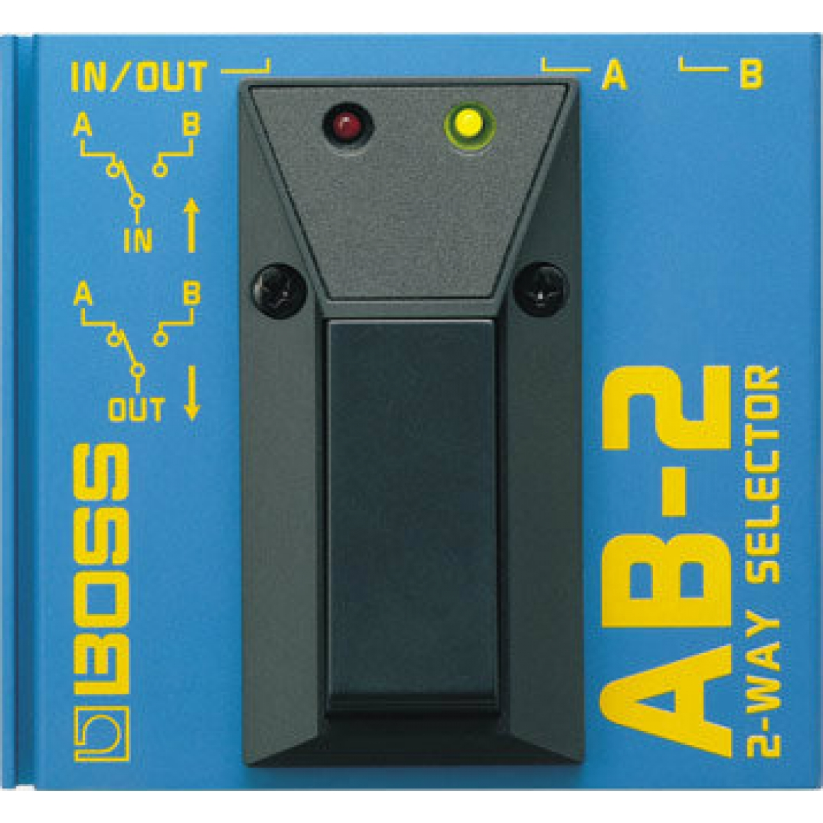 boss ab2 selector manufacturer ab