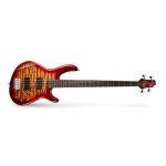 Cort Action DLX CRS, Cherry Red Sunburst