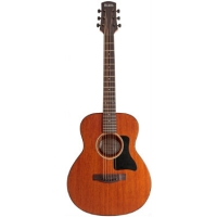 Adam Black O2 Travel Guitar In Mahogany