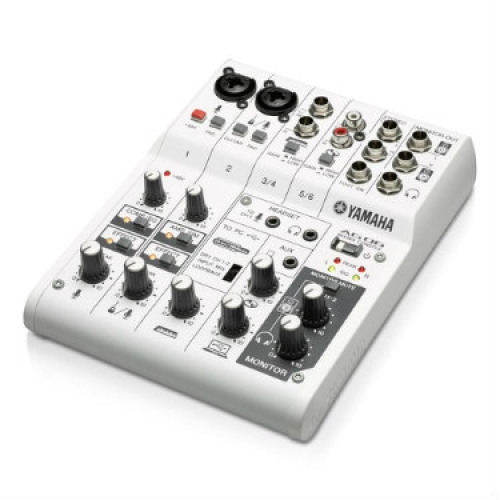 Yamaha AG06 - 6 Channel Mixer With USB Audio Interface