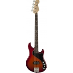 Fender Deluxe Dimension Bass IV, Aged Cherry Burst