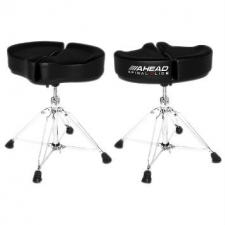 Ahead ASPG Spinal G Drum Throne, Black or Red