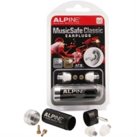 Alpine MusicSafe Classic Ear Plugs - Hearing Protection For Musicians