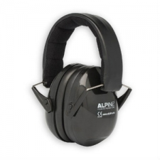 Alpine MusicSafe Earmuff - Hearing Protection for Drummers & Musicians