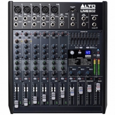 Alto Live 802 - 8 Channel Passive Mixer