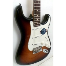 Fender American Standard Stratocaster in 3 Colour Sunburst, Secondhand