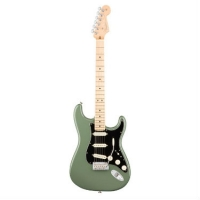 Fender American Professional Stratocaster, Antique Olive
