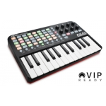 Akai APC Key 25 Ableton Live & VIP controller with Keyboard