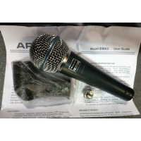 Arena BM85 Supercardioid Dynamic Microphone