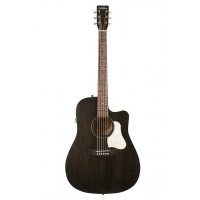 Art & Lutherie Americana CW  Dreadnought CW, Faded Black