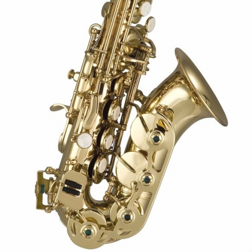 Artemis Curved Soprano Saxophone Outfit (3631AS1)
