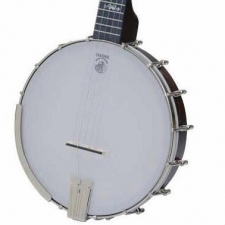 Deering Artisan Goodtime 5 String Banjo with Open Back